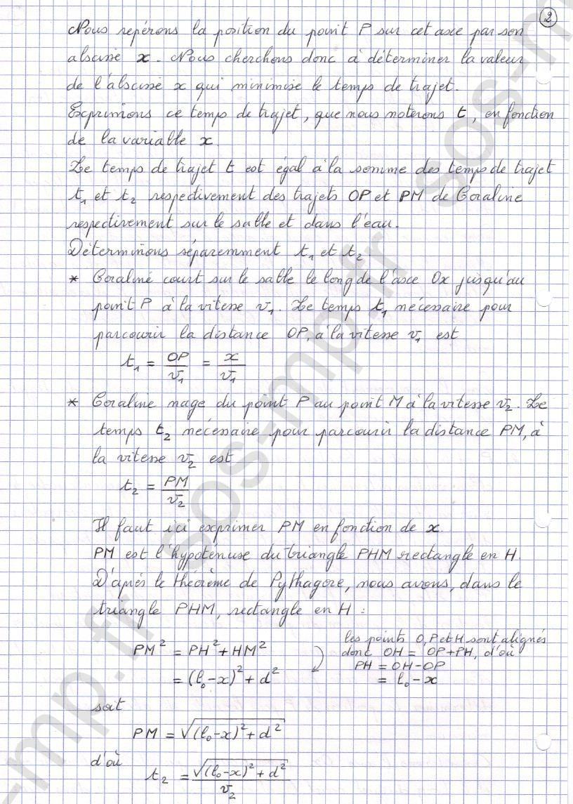 sos-mp.fr - Mécanique - Sauvetage en mer - Exo6-2