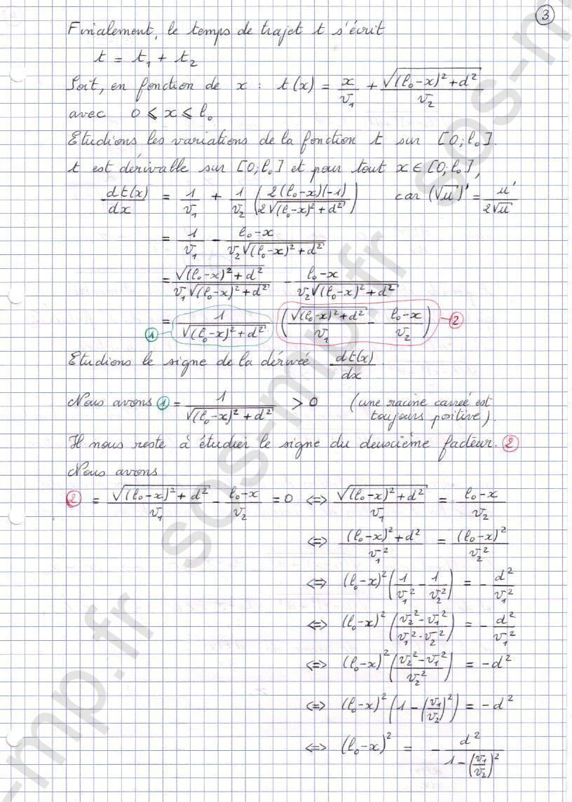 sos-mp.fr - Mécanique - Sauvetage en mer - Exo6-3