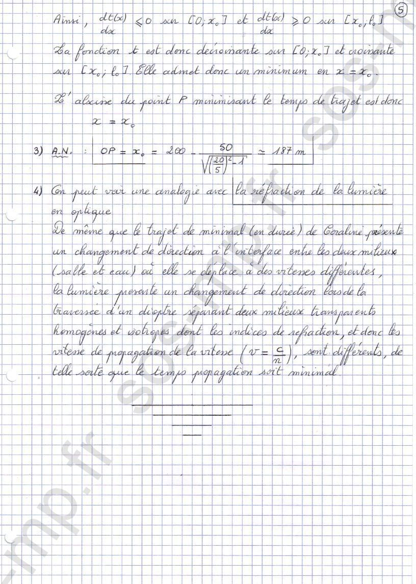 sos-mp.fr - Mécanique - Sauvetage en mer - Exo6-5