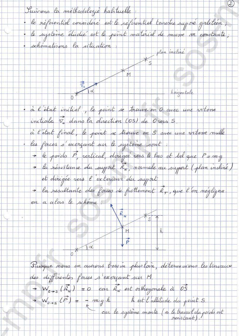sos-mp.fr - Mécanique - Distance d'arrêt - Exo3-2