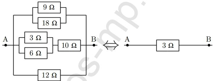 sos-mp.fr - BCPST1 - Électricité - Association de résistors - Ex3 - schéma10