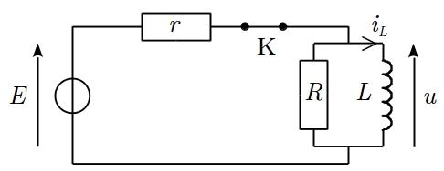 sos-mp.fr - BCPST2 - Électricité - Circuit RL parallèle - Ex5 - schéma1