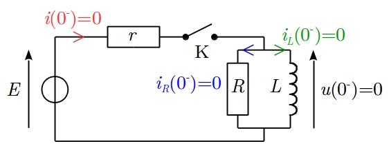 sos-mp.fr - BCPST2 - Électricité - Circuit RL parallèle - Ex5 - schéma2