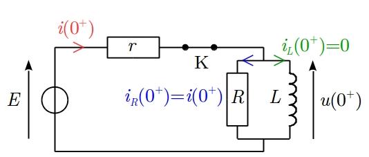 sos-mp.fr - BCPST2 - Électricité - Circuit RL parallèle - Ex5 - schéma3
